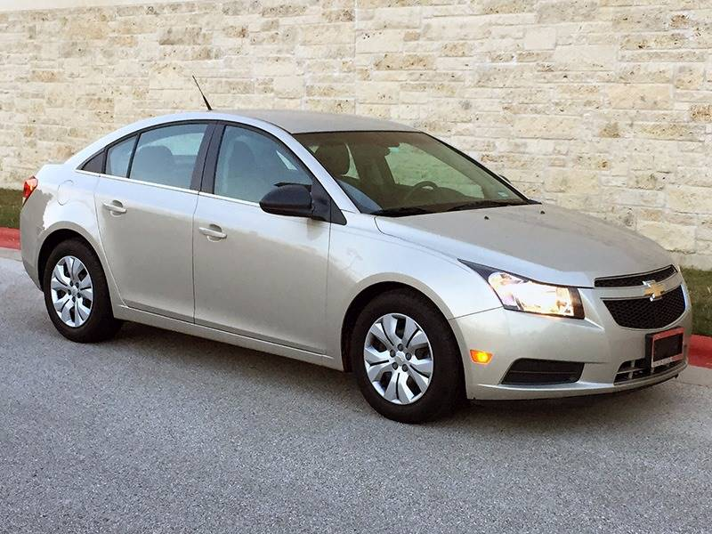 Nice 2012 Chevrolet Cruze For Sale At Austin Elite Motors In Austin TX