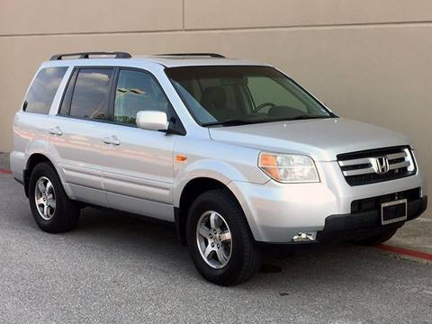 2007 Honda Pilot for sale at Austin Elite Motors in Austin TX