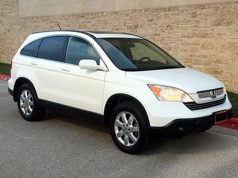 2008 Honda CR-V for sale at Austin Elite Motors in Austin TX