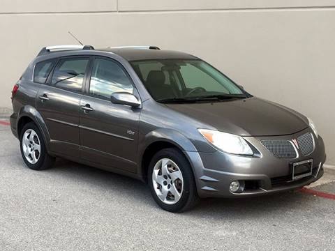 2005 Pontiac Vibe for sale at Austin Elite Motors in Austin TX