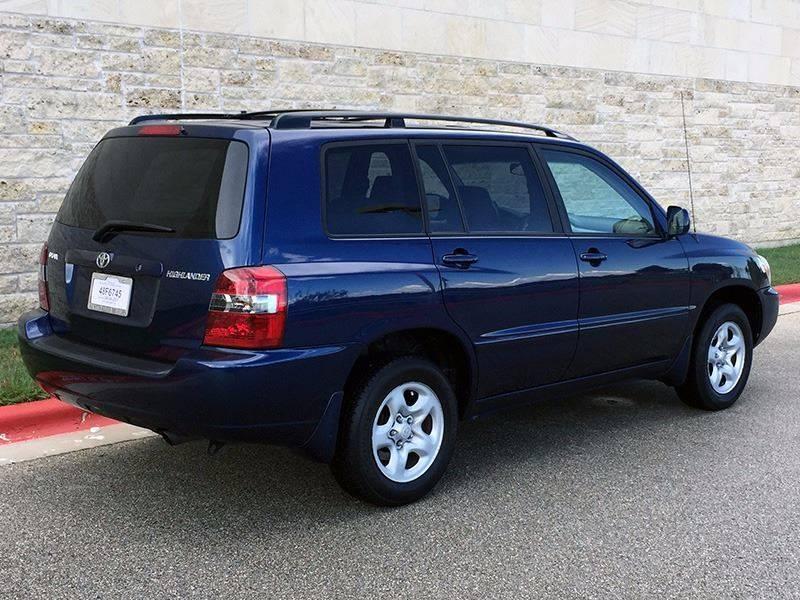 2006 Toyota Highlander for sale at Austin Elite Motors in Austin TX