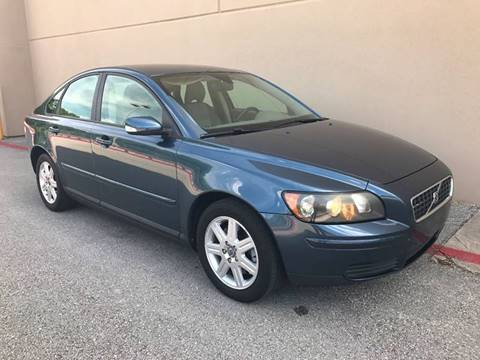 2006 Volvo S40 for sale at Austin Elite Motors in Austin TX