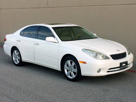 2006 Lexus ES 330 for sale at Austin Elite Motors in Austin TX