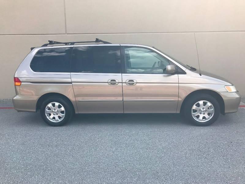 2004 Honda Odyssey for sale at Austin Elite Motors in Austin TX