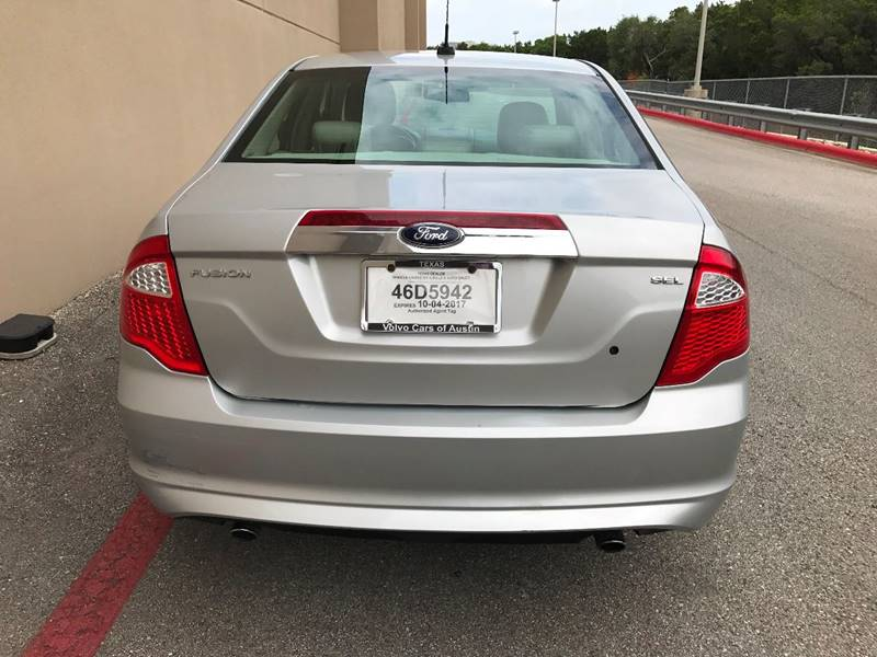 2010 Ford Fusion for sale at Austin Elite Motors in Austin TX