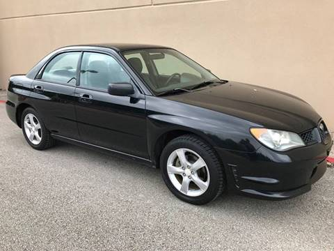 2006 Subaru Impreza for sale at Austin Elite Motors in Austin TX