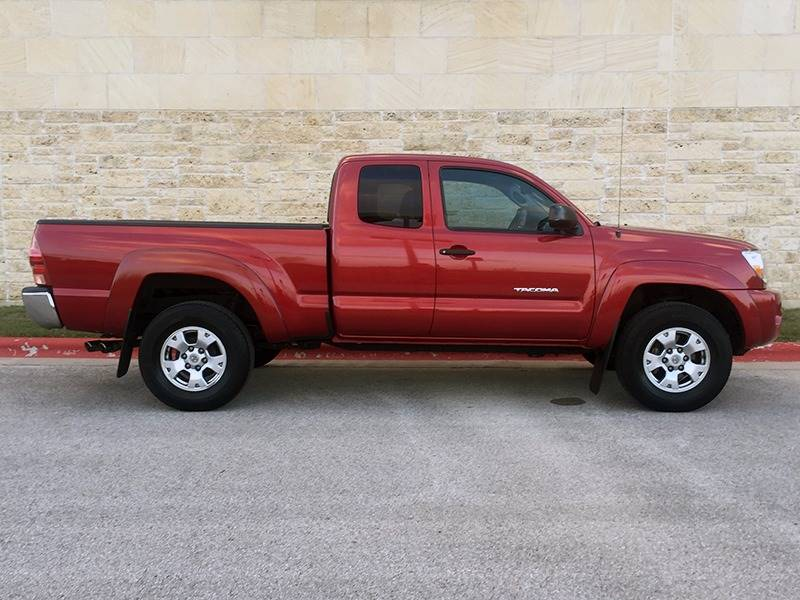 2008 Toyota Tacoma for sale at Austin Elite Motors in Austin TX