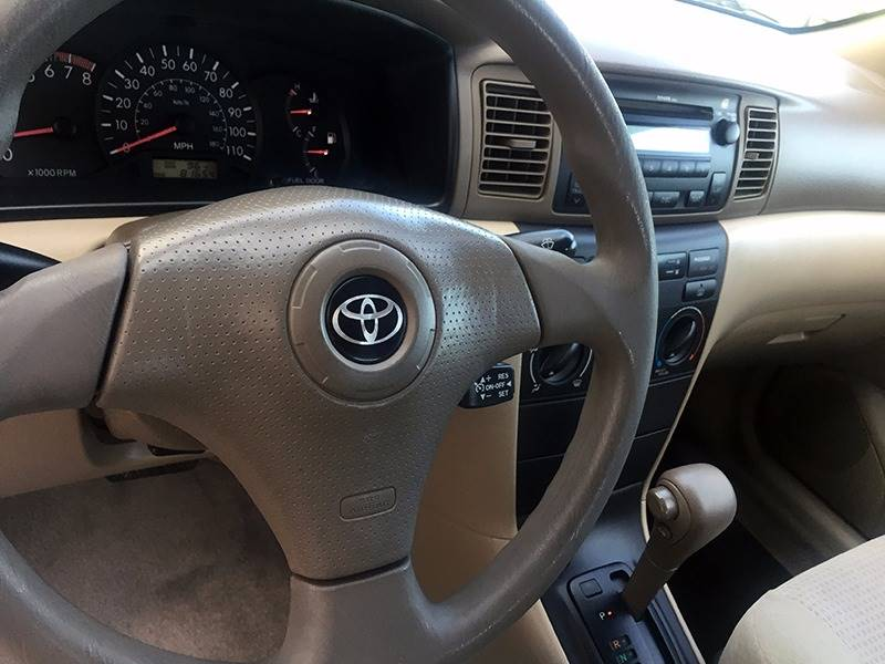 2007 Toyota Corolla for sale at Austin Elite Motors in Austin TX