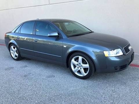 2004 Audi A4 for sale at Austin Elite Motors in Austin TX