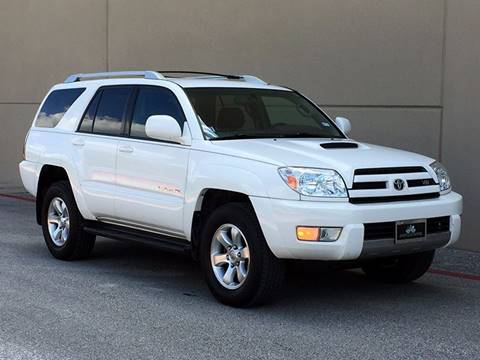2005 Toyota 4Runner for sale at Austin Elite Motors in Austin TX