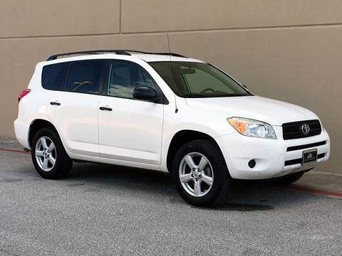 2007 Toyota RAV4 for sale at Austin Elite Motors in Austin TX