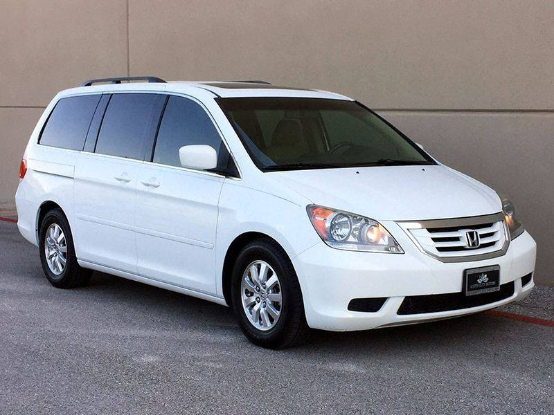 Elegant 2008 Honda Odyssey For Sale At Austin Elite Motors In Austin TX