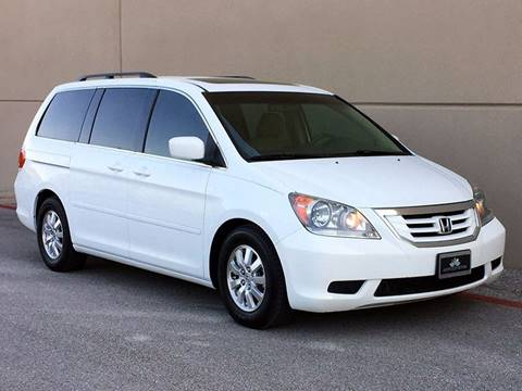 2008 Honda Odyssey for sale at Austin Elite Motors in Austin TX