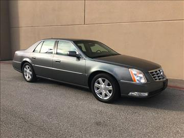 2007 Cadillac DTS for sale at Austin Elite Motors in Austin TX