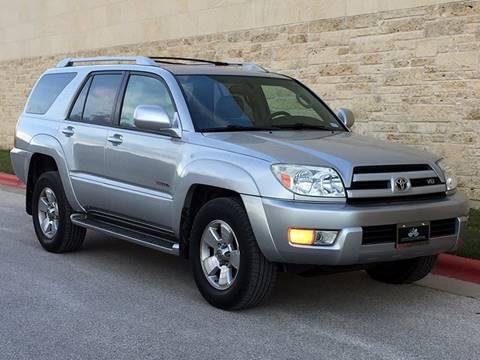 2004 Toyota 4Runner for sale in Austin, TX