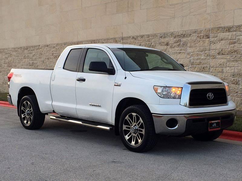 2009 Toyota Tundra for sale at Austin Elite Motors in Austin TX