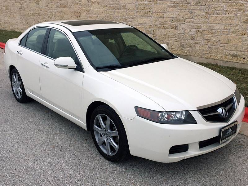 Acura TSX In Austin TX Austin Elite Motors - Acura tsx 2004 for sale