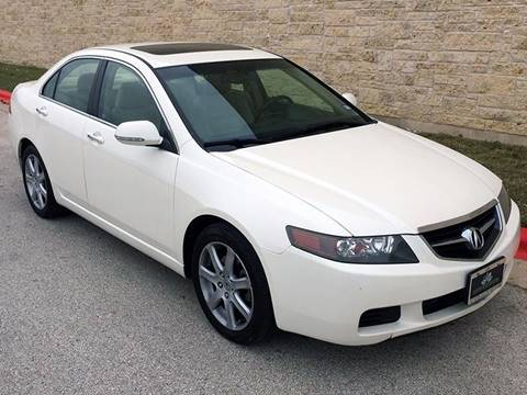 2004 Acura TSX for sale at Austin Elite Motors in Austin TX