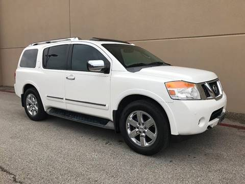 2010 Nissan Armada for sale at Austin Elite Motors in Austin TX
