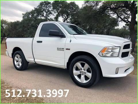 2014 RAM Ram Pickup 1500 for sale at Austin Elite Motors in Austin TX