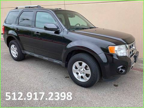 2011 Ford Escape for sale at Austin Elite Motors in Austin TX