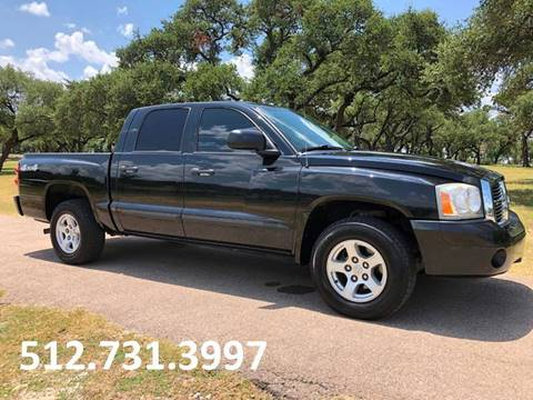 2007 Dodge Dakota for sale at Austin Elite Motors in Austin TX