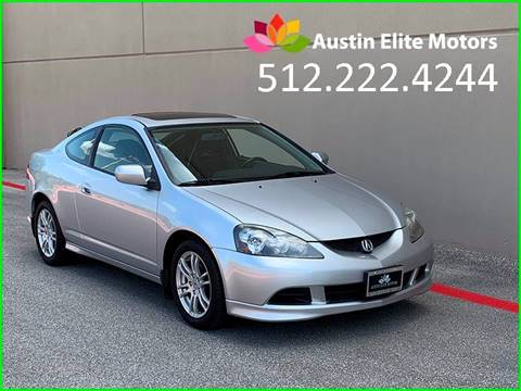 2006 Acura RSX for sale in Austin, TX