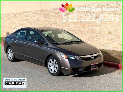 2010 Honda Civic for sale in Austin, TX