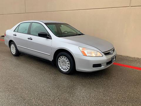 2006 Honda Accord for sale at Austin Elite Motors in Austin TX