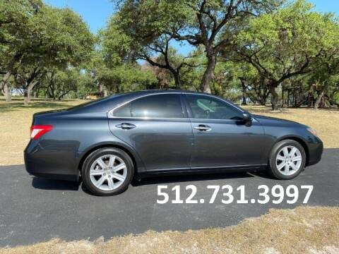 2008 Lexus ES 350 for sale at Austin Elite Motors in Austin TX