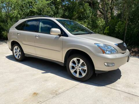 2008 Lexus RX 350 for sale at Austin Elite Motors in Austin TX