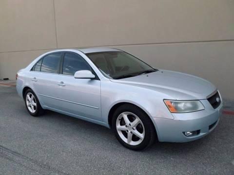 2007 Hyundai Sonata for sale in Austin, TX