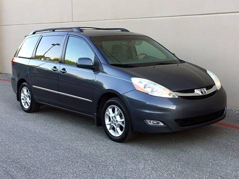 2006 Toyota Sienna for sale at Austin Elite Motors in Austin TX