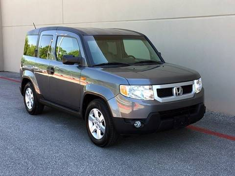 2010 Honda Element for sale at Austin Elite Motors in Austin TX