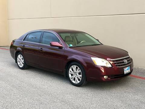 2006 Toyota Avalon for sale at Austin Elite Motors in Austin TX