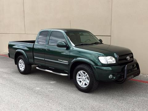 2004 Toyota Tundra for sale at Austin Elite Motors in Austin TX