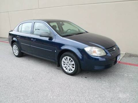 2009 Chevrolet Cobalt for sale at Austin Elite Motors in Austin TX