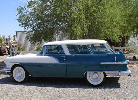 1956 Pontiac Safari for sale in Quartzsite, AZ