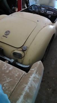 1962 MG ROADSTER