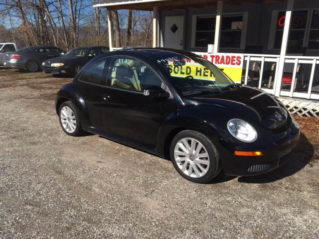 2008 Volkswagen New Beetle SE PZEV 2dr Hatchback 6A - Clyde NC