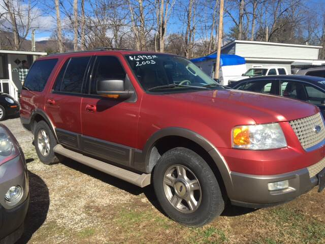 2003 Ford Expedition Eddie Bauer 4dr SUV - Clyde NC