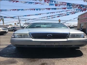 Mercury grand marquis for sale in new jersey for Motor vehicle inspection edison nj