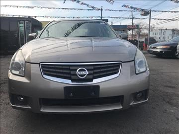 2007 Nissan Maxima for sale in Irvington NJ