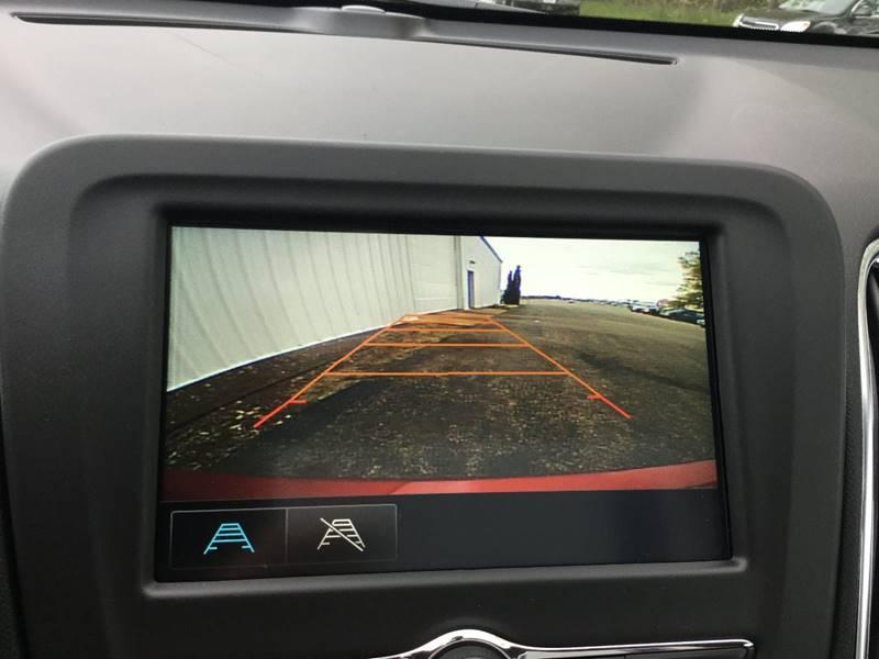 2017 Chevrolet Malibu LT 4dr Sedan - Manistee MI