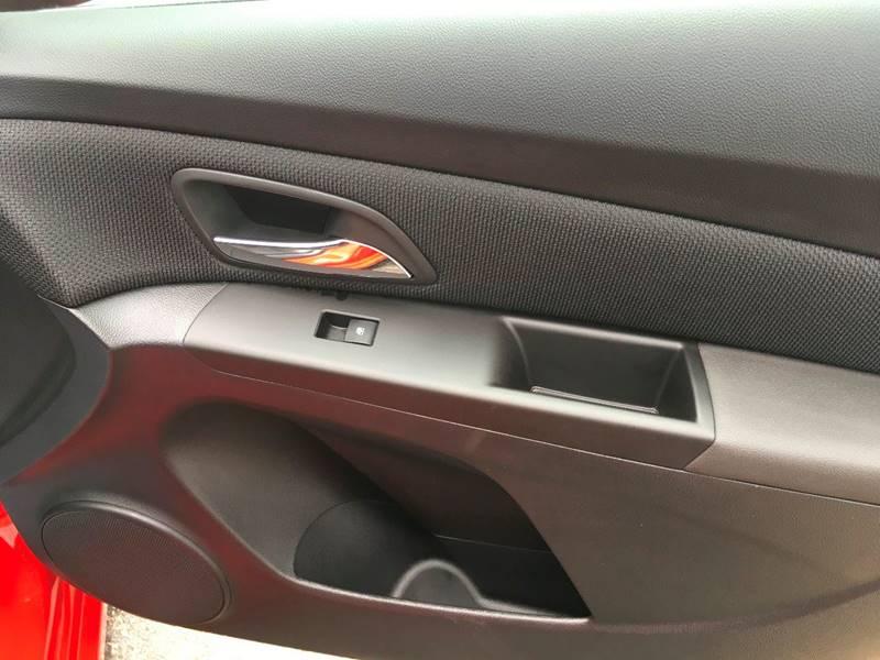 2014 Chevrolet Cruze 1LT Auto 4dr Sedan w/1SD - Manistee MI