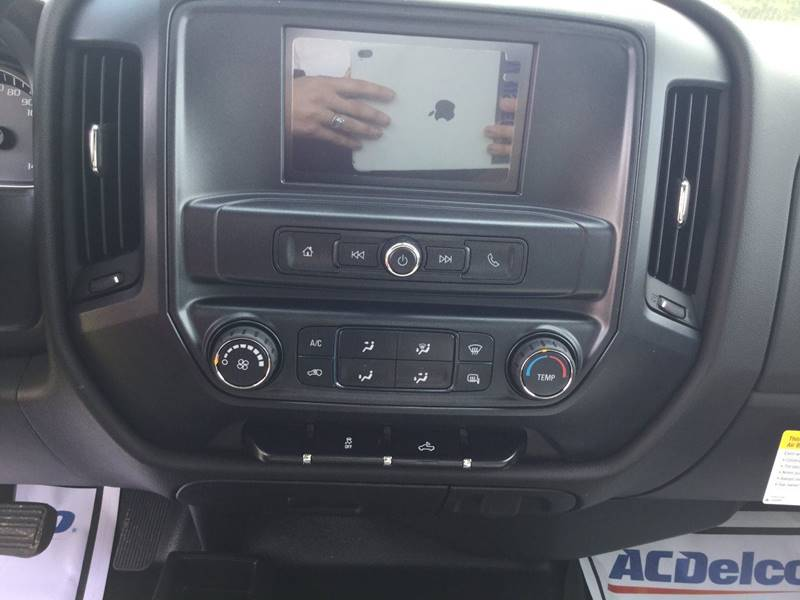 2017 Chevrolet Silverado 1500 4x4 Custom 4dr Double Cab 6.5 ft. SB - Manistee MI