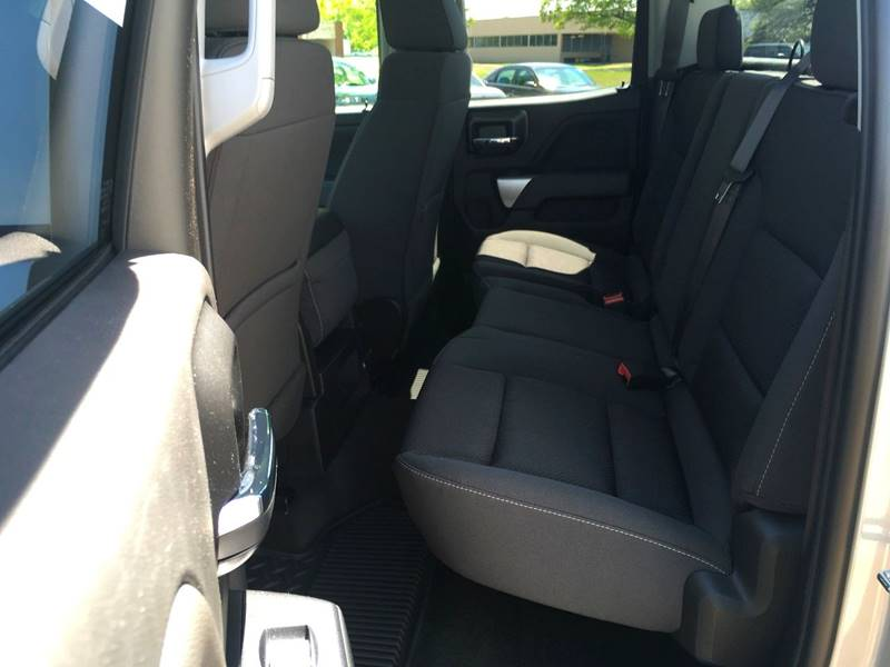 2017 Chevrolet Silverado 1500 4x4 LT 4dr Double Cab 6.5 ft. SB - Manistee MI