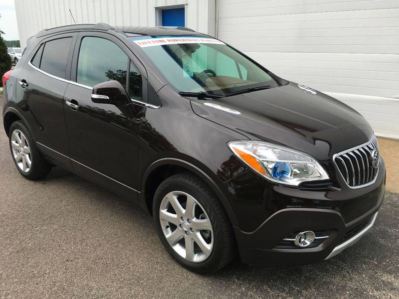 2015 Buick Encore AWD Leather 4dr Crossover - Manistee MI