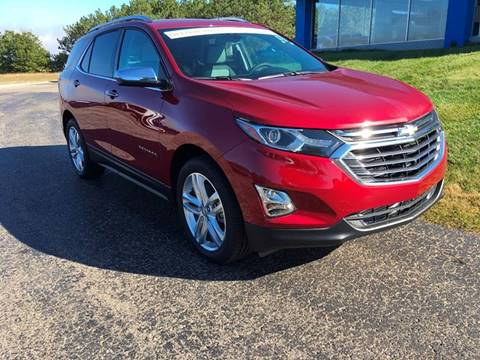 2018 Chevrolet Equinox for sale in Manistee, MI