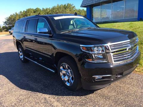 2018 Chevrolet Suburban for sale in Manistee, MI